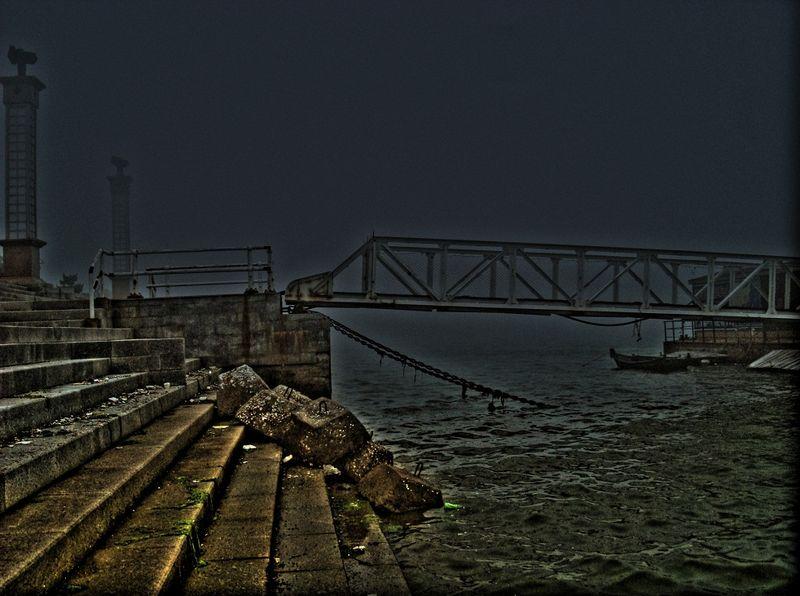 γέφυρα κοντινό
