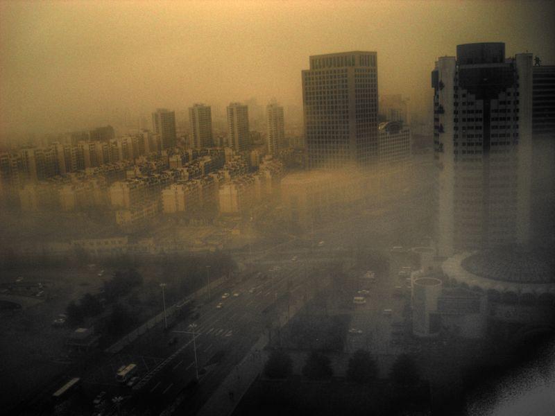 Η ομίχλη ως βούληση και ως παράσταση