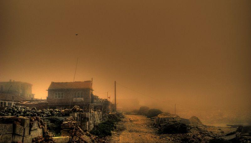 Η ομίχλη μπαίνει από παντού